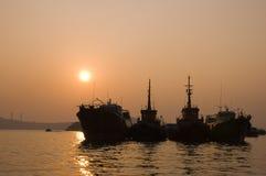 σκάφη Στοκ εικόνες με δικαίωμα ελεύθερης χρήσης