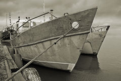 σκάφη Στοκ Εικόνες