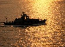 σκάφος ακτοφυλακών στοκ φωτογραφία με δικαίωμα ελεύθερης χρήσης