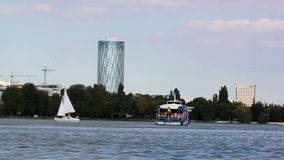 Σκάφος αναψυχής Στοκ Φωτογραφίες