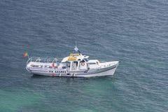 Σκάφος αναψυχής Στοκ Εικόνες