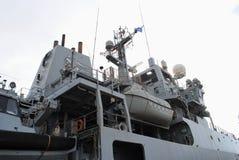 Σκάφος από το αμερικάνικο στρατό Στοκ εικόνα με δικαίωμα ελεύθερης χρήσης