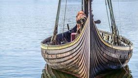 Σκάφος Βίκινγκ Στοκ Φωτογραφίες
