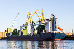 Σκάφος βυτιοφόρων Στοκ Φωτογραφία