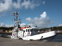 σκάφος διάσωσης Στοκ φωτογραφία με δικαίωμα ελεύθερης χρήσης