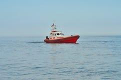 Σκάφος διάσωσης Lifeguard στοκ φωτογραφίες