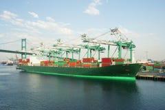 σκάφος εμπορευματοκιβωτίων Στοκ φωτογραφία με δικαίωμα ελεύθερης χρήσης