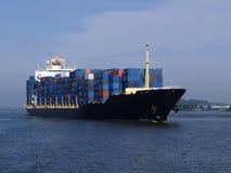 σκάφος εμπορευματοκι&beta Στοκ φωτογραφίες με δικαίωμα ελεύθερης χρήσης
