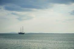 Σκάφος εν πλω Στοκ Εικόνες
