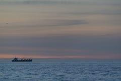 Σκάφος εν πλω Στοκ εικόνες με δικαίωμα ελεύθερης χρήσης