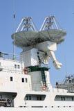 σκάφος εξοπλισμού Στοκ Εικόνα