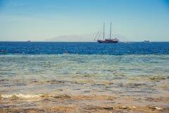 σκάφος Ερυθρών Θαλασσών Στοκ Εικόνα