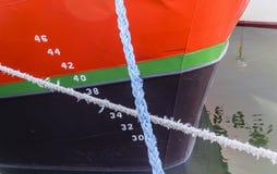 Σκάφος καρίνων στοκ εικόνες
