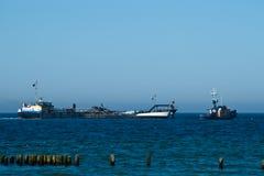 Σκάφος κουκκιστηριών Στοκ Φωτογραφία