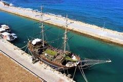 Σκάφος, Κύπρος Στοκ φωτογραφία με δικαίωμα ελεύθερης χρήσης