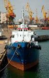 σκάφος λιμένων Στοκ φωτογραφίες με δικαίωμα ελεύθερης χρήσης