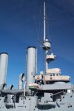σκάφος μάχης Στοκ φωτογραφία με δικαίωμα ελεύθερης χρήσης