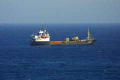 σκάφος Μεσογείων Στοκ εικόνα με δικαίωμα ελεύθερης χρήσης