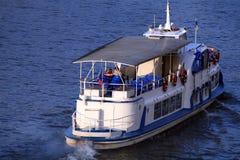 Σκάφος μηχανών Στοκ Εικόνες