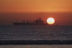 σκάφος ξαναγεμίσματος ν&alp στοκ εικόνες με δικαίωμα ελεύθερης χρήσης