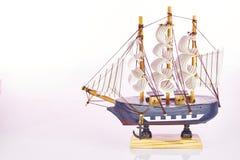 Σκάφος παιχνιδιών Στοκ Φωτογραφίες