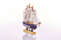 Σκάφος παιχνιδιών Στοκ Φωτογραφία