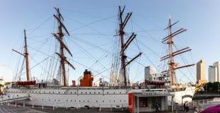 Σκάφος πανιών NipponMaru Στοκ εικόνες με δικαίωμα ελεύθερης χρήσης