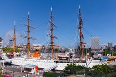 Σκάφος πανιών NipponMaru Στοκ φωτογραφίες με δικαίωμα ελεύθερης χρήσης