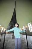 σκάφος πειρατών παιδιών Στοκ φωτογραφία με δικαίωμα ελεύθερης χρήσης