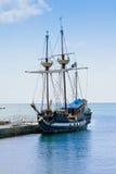 σκάφος πειρατών των Νήσων Κ&a Στοκ εικόνα με δικαίωμα ελεύθερης χρήσης