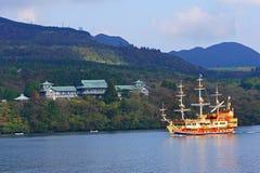 σκάφος 2 πειρατών Στοκ Φωτογραφίες