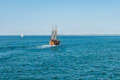 Σκάφος πειρατών Bernarda Santa Στοκ φωτογραφίες με δικαίωμα ελεύθερης χρήσης