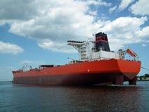 Σκάφος πετρελαιοφόρων Στοκ εικόνες με δικαίωμα ελεύθερης χρήσης