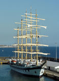 σκάφος πολυτέλειας έξοχο Στοκ Φωτογραφίες