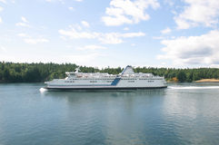 σκάφος πορθμείων Στοκ φωτογραφίες με δικαίωμα ελεύθερης χρήσης