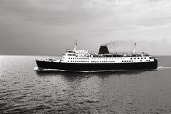 σκάφος σκαφών της γραμμής Στοκ εικόνα με δικαίωμα ελεύθερης χρήσης