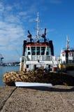 σκάφος σχοινιών Στοκ Εικόνες