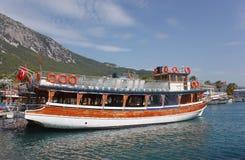 Σκάφος ταξιδιού στοκ φωτογραφία