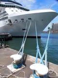 Σκάφος της γραμμής κρουαζιέρας Στοκ Εικόνα