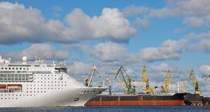 σκάφος της γραμμής Στοκ εικόνες με δικαίωμα ελεύθερης χρήσης