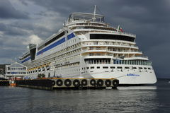 Σκάφος της γραμμής AIDALuna κρουαζιέρας Στοκ Εικόνες