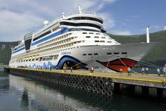 Σκάφος της γραμμής AIDALuna κρουαζιέρας Στοκ φωτογραφία με δικαίωμα ελεύθερης χρήσης