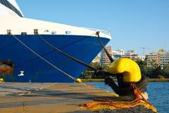 Σκάφος της γραμμής Cuise Στοκ Φωτογραφίες