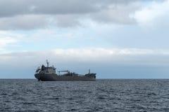 Σκάφος φορτίου εν πλω Στοκ Εικόνα