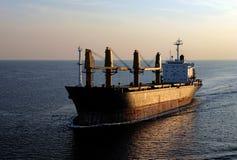 σκάφος φορτίου Στοκ Φωτογραφία