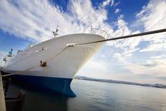 σκάφος φορτίου Στοκ φωτογραφίες με δικαίωμα ελεύθερης χρήσης