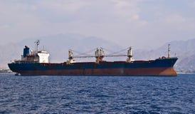 σκάφος φορτίου Στοκ Φωτογραφίες