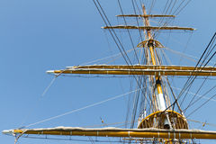 σκάφος ψηλό Στοκ εικόνα με δικαίωμα ελεύθερης χρήσης