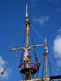 σκάφος 002 Στοκ εικόνα με δικαίωμα ελεύθερης χρήσης