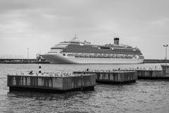 σκάφος favolosa κρουαζιέρας πλ Στοκ Εικόνες